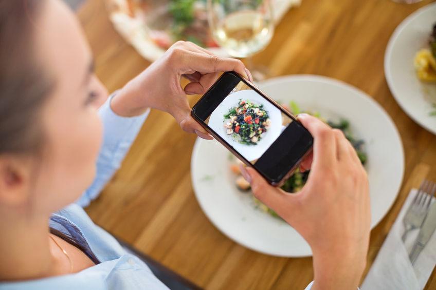 Como divulgar seu restaurante no Instagram