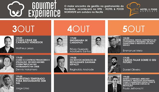 Hotel & Food Nordeste 2018 terá a presença da i9 Menu