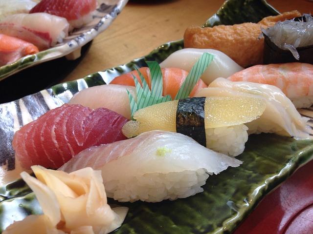 Cuidados ao trabalhar a culinária japonesa: quais você deve ter
